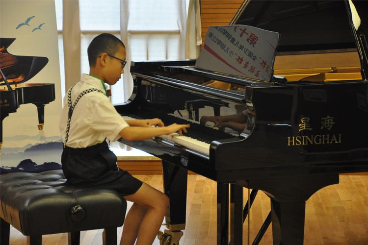"""第十六届""""星海杯""""烟台赛区钢琴比赛圆满结束"""